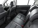 Фото авто Peugeot 408 1 поколение [рестайлинг], ракурс: задние сиденья