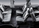 Фото авто Hyundai H-1 Starex [рестайлинг], ракурс: задние сиденья