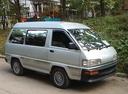 Фото авто Toyota Lite Ace 3 поколение [рестайлинг], ракурс: 45