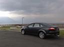 Фото авто Ford Mondeo 4 поколение, ракурс: 135 цвет: черный