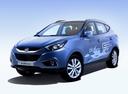 Фото авто Hyundai ix35 1 поколение, ракурс: 45 - рендер цвет: синий