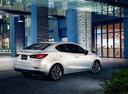 Фото авто Mazda 2 DJ, ракурс: 225 цвет: серебряный