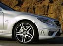 Фото авто Mercedes-Benz CL-Класс C216, ракурс: боковая часть цвет: серебряный