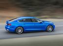 Фото авто Audi S5 2 поколение, ракурс: 270 цвет: синий