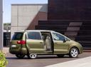 Фото авто SEAT Alhambra 2 поколение, ракурс: 225 цвет: бронзовый
