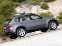 Фото авто BMW X5 E70, ракурс: 270 цвет: серый