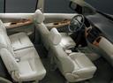 Фото авто Toyota Innova 1 поколение [рестайлинг], ракурс: салон целиком