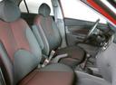 Фото авто Kia Rio 2 поколение, ракурс: сиденье