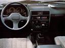 Фото авто Nissan Patrol Y60, ракурс: приборная панель