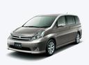 Фото авто Toyota Isis 1 поколение [рестайлинг], ракурс: 45