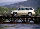 Фото авто Subaru Forester 2 поколение, ракурс: 90