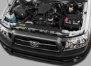 Фото авто Toyota Tacoma 2 поколение [рестайлинг], ракурс: двигатель