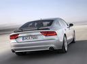 Фото авто Audi A7 4G, ракурс: 180 цвет: серый