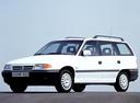 Фото авто Opel Astra F, ракурс: 45