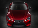 Фото авто Lexus LC 1 поколение,  цвет: красный