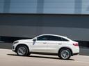 Фото авто Mercedes-Benz GLE-Класс W166/C292, ракурс: 90 цвет: серебряный