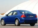 Фото авто Ford Mondeo 3 поколение [рестайлинг], ракурс: 135 цвет: синий