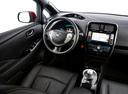 Фото авто Nissan Leaf 1 поколение, ракурс: рулевое колесо