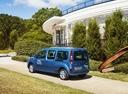 Фото авто Renault Kangoo 2 поколение [рестайлинг], ракурс: 135 цвет: синий