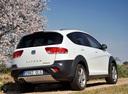 Фото авто SEAT Altea 1 поколение [рестайлинг], ракурс: 225 цвет: белый