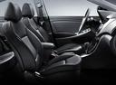 Фото авто Hyundai Accent RB, ракурс: сиденье