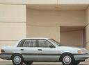 Фото авто Mercury Topaz 1 поколение [2-й рестайлинг], ракурс: 270
