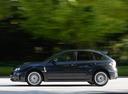 Фото авто Subaru Impreza 3 поколение, ракурс: 90 цвет: серый