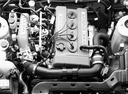 Фото авто Nissan Gazelle S12, ракурс: двигатель