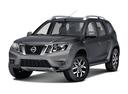 Новый Nissan Terrano, серый металлик, 2017 года выпуска, цена 1 114 000 руб. в автосалоне Автомир Nissan Архангельск