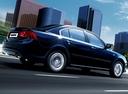 Фото авто Kia Magentis 2 поколение [рестайлинг], ракурс: 225 цвет: синий