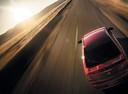 Фото авто Mitsubishi Lancer X [рестайлинг], ракурс: сверху цвет: красный