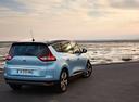 Фото авто Renault Scenic 4 поколение, ракурс: 225 цвет: голубой