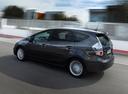Фото авто Toyota Prius Plus 1 поколение, ракурс: 135