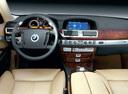 Фото авто BMW 7 серия E65/E66, ракурс: торпедо