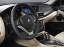 Фото авто BMW X1 E84 [рестайлинг], ракурс: рулевое колесо