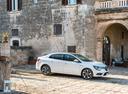 Фото авто Renault Megane 4 поколение, ракурс: 270 цвет: белый