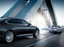 Фото авто Hyundai Genesis 2 поколение, ракурс: 225 цвет: черный