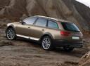 Фото авто Audi A6 4F/C6, ракурс: 135 цвет: сафари