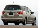 Фото авто Subaru Exiga 1 поколение, ракурс: 225 цвет: бежевый
