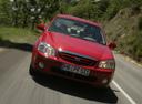 Фото авто Kia Cerato 1 поколение,  цвет: красный