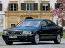 Фото авто Audi A8 D2/4D [рестайлинг], ракурс: 45