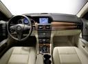 Фото авто Mercedes-Benz GLK-Класс X204, ракурс: торпедо