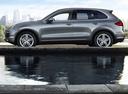 Фото авто Porsche Cayenne 958, ракурс: 90 цвет: серый