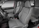 Фото авто Toyota Tacoma 2 поколение [2-й рестайлинг], ракурс: сиденье