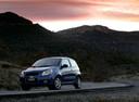 Фото авто Chevrolet Aveo T250 [рестайлинг], ракурс: 45 цвет: синий