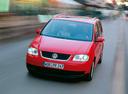 Фото авто Volkswagen Touran 1 поколение,