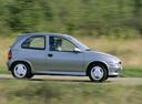 Фото авто Opel Corsa B, ракурс: 270
