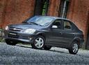 Фото авто Chevrolet Prisma 1 поколение [рестайлинг], ракурс: 45