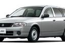 Фото авто Nissan AD Y11 [рестайлинг], ракурс: 45 цвет: серебряный