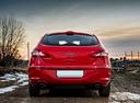 Фото авто Chery M11 1 поколение, ракурс: 180 цвет: красный